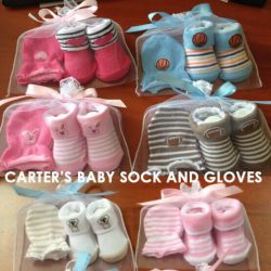 grosir sepatu dan sarung tangan bayi carter