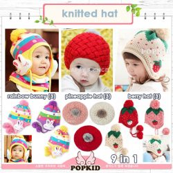 2016 July Knitted hat