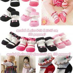 supplier kaos kaki cewek bayi